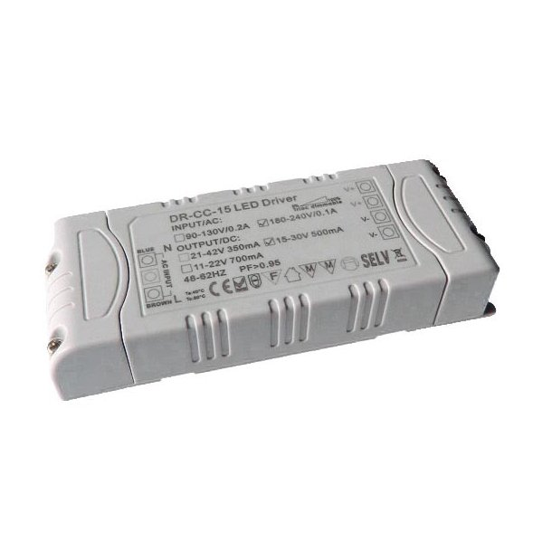 12 Volt, 10 Watt LED driver
