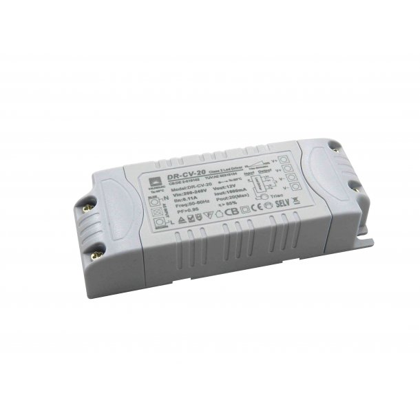 12 Volt, 16 Watt LED driver
