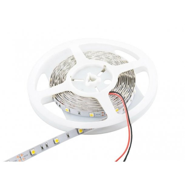 LED strips 12Vdc Grøn 4,8 w/m